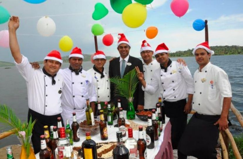 Speke Resort To Host Customers At Around The World Christmas Lunch Buffet