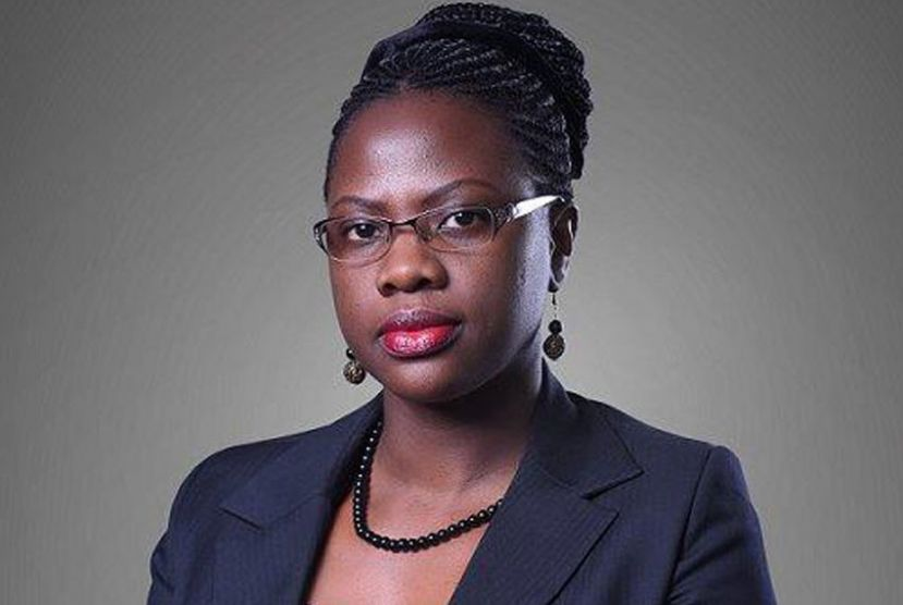 Agnes Tibayeita Isharaza the new National Social Security Fund (NSSF) Corporation Secretary and Head of Legal