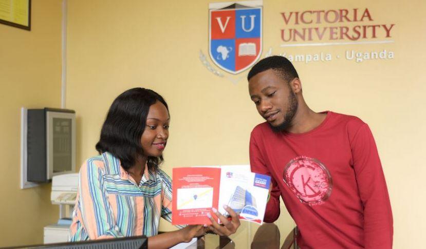 Victoria University said this is aimed at giving back to Ugandans