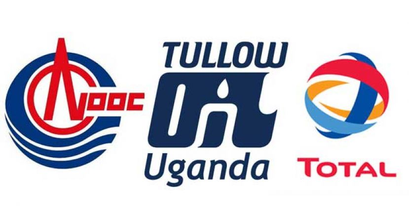 CNOOC, Tullow and Total formed a joint venture in Uganda