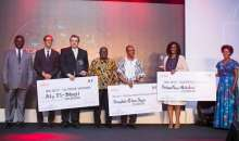 Ugandan Among Top Three Innovation Prize For Africa Cash Prize Winners