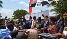 Kadaga Lauds Huawei For Improving Education In Busoga