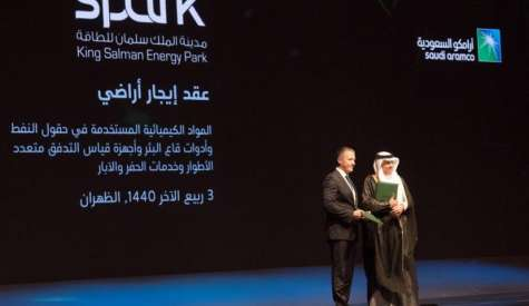 National Energy Services Reunited Signs Agreement With Saudi Aramco
