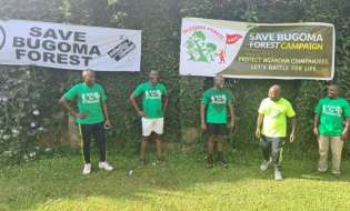 BUGOMA FOREST: 20, 000 People Petition Speaker Jacob Oulanyah