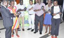 KCB Trains Agency Banking Players