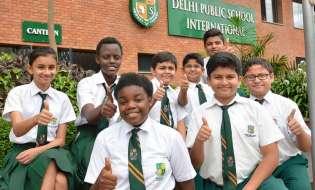 CBSE Curriculum: Delhi Public School International Excelling In Uganda