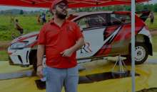 Rajiv Assures Fans, He Is Ready To Win 2020 National Rally Championship