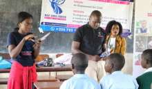 Girls In West Nile To Get Sanitary Towel Making Skills