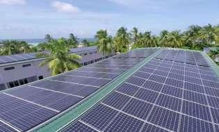 Maldives Hosts Inaugural Island Renewable Energy Initiative With IRENA