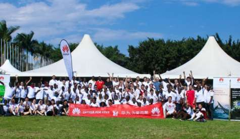 Huawei Fundraises For Disadvantaged Girls