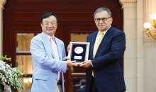 Huawei Recognizes Dr. Erdal Arikan, Father Of Polar Codes