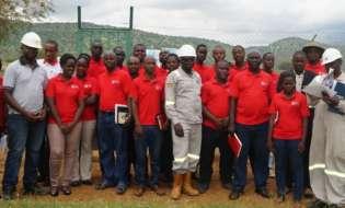 Victoria University Oil And Gas Management Training Set