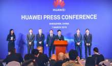 Huawei Sues U.S. Government For  Unconstitutional Sales Restrictions Imposed By Congress