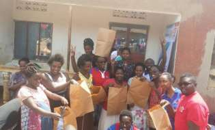 Varsity Equips Kamwokya Youths With Skills