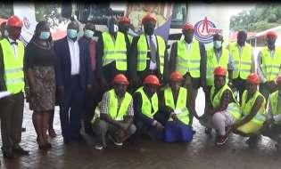 CNOOC Uganda Partners With BKK To Train Heavy Goods Truck Drivers